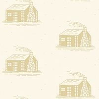 Little House on Prairie Scenics & Icons 7925L Gold