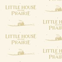 Little House on Prairie Scenics & Icons 7982L Gold