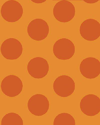 Mischief 2874-22 Cookie Dots Orange