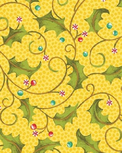 Nancy's Favorites 2365-30 Holly Mints Golden