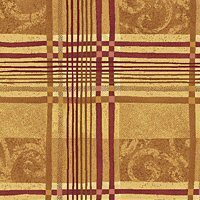 Peppermint & Holly Berries 1205-30 Amber Plaid
