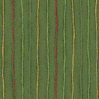 Santa's Coming 505-47 Shimmering Stripes Green