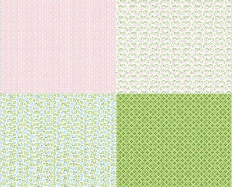 Sew Cherry 2 5809 Pink