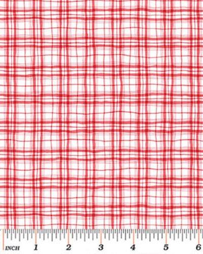 This 'N That 868-10 Lattice Red