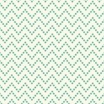 Aunt Grace Backgrounds- 8352-0114- Green Zig Zag