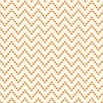 Aunt Grace Backgrounds- 8352-0128-  Peach Zig Zag