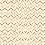 Aunt Grace Backgrounds- 8352-0128-  Peach Zig Zag