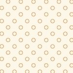 Aunt Grace Backgrounds- 8353-0128-  Peach Dots