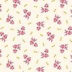Aunt Grace Backgrounds- 8356-0126- Pink Flower Bud