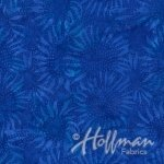 Hoffman Fabrics Bali Batiks- Waikiki Blue