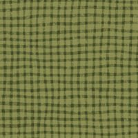 Tried and True 4276-40 Mini Check Green