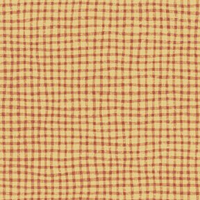 Tried and True 4276-31 Mini Check Amber