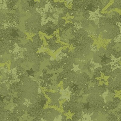 Tried and True 4270-40 Starz Green