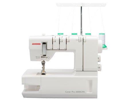 JANOME 2000CPX CoverPro machine