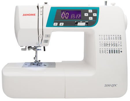 JANOME 2030QDC Sewing Machine SALE $399