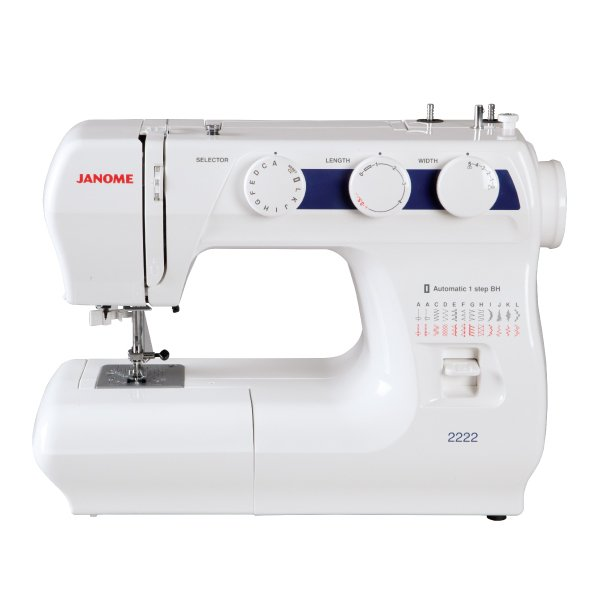 JANOME 2222 Sewing Machine Limited Quantity $199