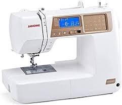 JANOME 5300 QDC-T 300 Stitch Computerized  Sewing Machine