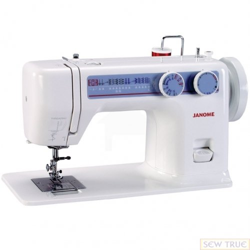 JANOME 712T Treddle Machine, non-electric