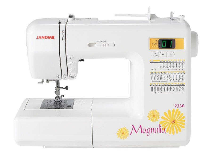 JANOME 7330 Magnolia Digital Electronic