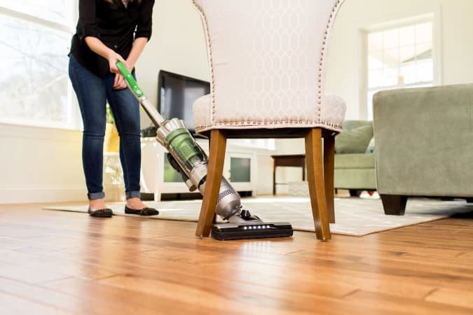 SIMPLICITY A-GO-GO Cordless Broom