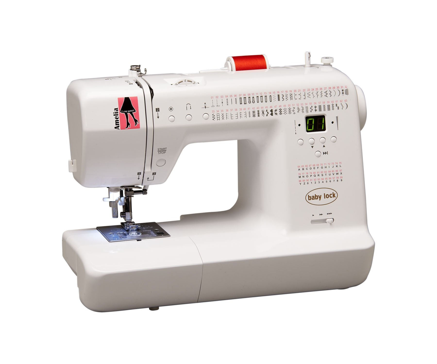 BABY LOCK AMELIA Electronic Sewing machine