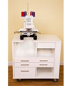 ARROW AVA EMB CABINET FOR Janome and Elna , or Brother, and Baby Lock Multi-Needle Machines