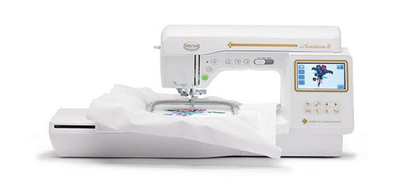 BABY LOCK AVENTURA II Embroidery & Sewing machine