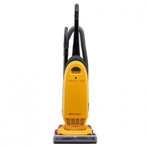 CARPET PRO CPU-250 Upright vacuum