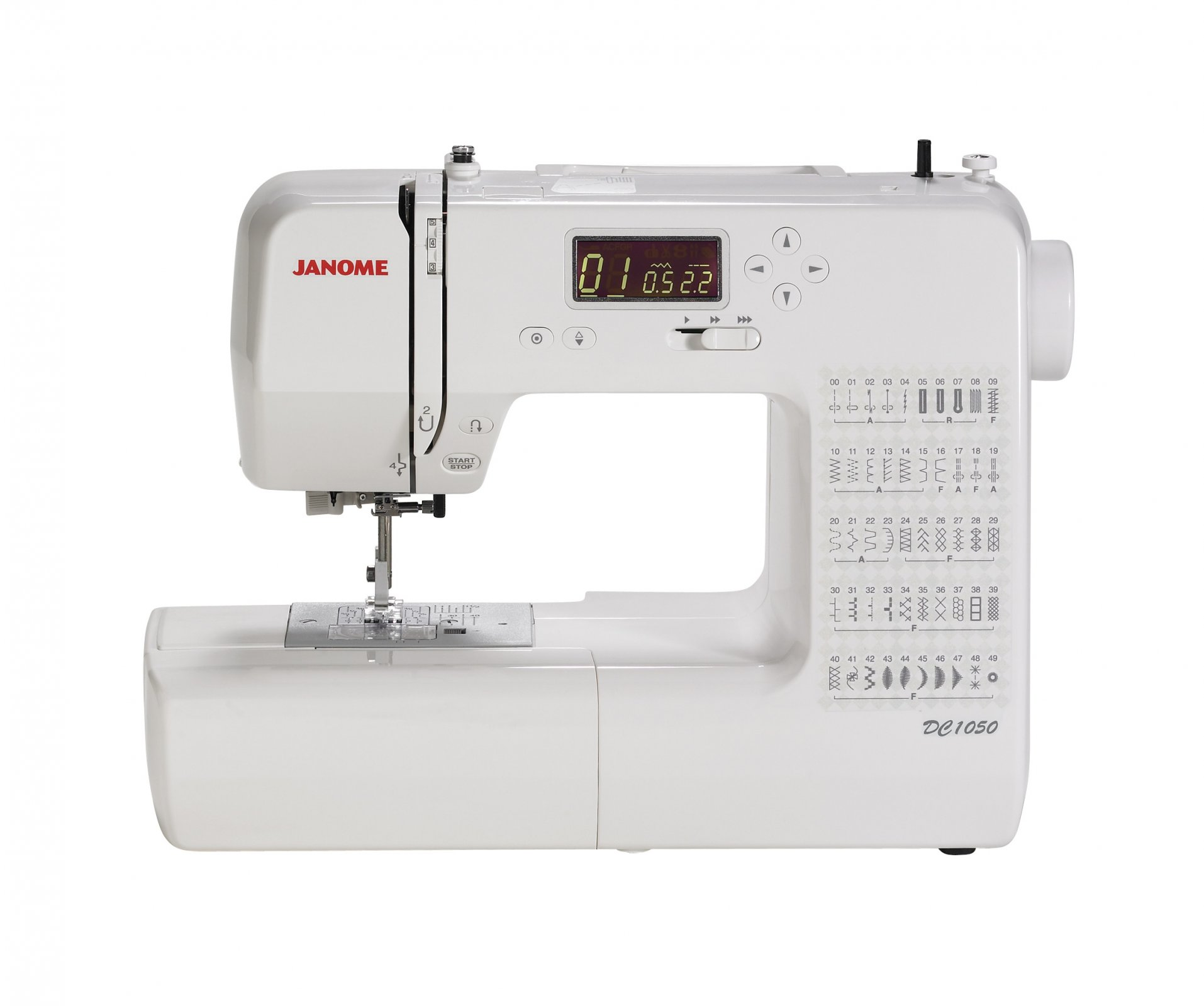 Janome DC1050 Electronic Sewing Machine