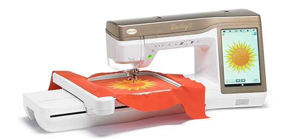 BABY LOCK DESTINY 2  Sewing /  Embroidery machine
