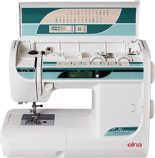 ELNA EL3230 Sewing machine