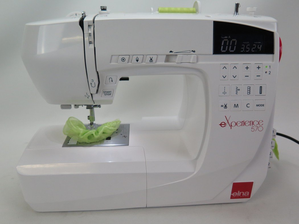 ELNA eXperience 570 Sewing machine