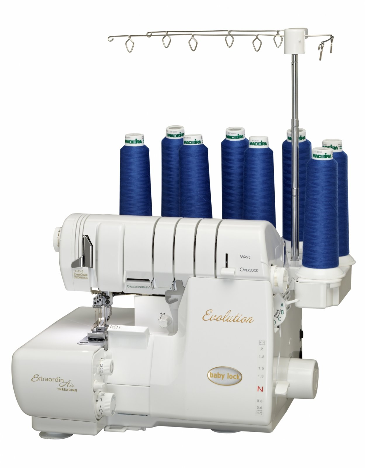 BABY LOCK EVOLUTION 8 THREAD Serger