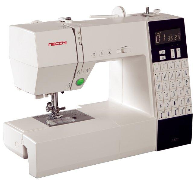 necchi ex30 digital electronic sewing machine rh guaranteevac com
