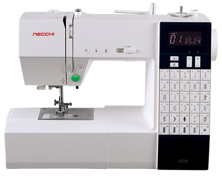 NECCHI EX30 Digital Electronic Sewing machine