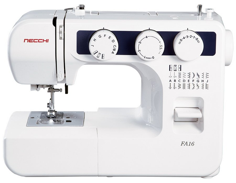NECCHI FA16 Free Arm Sewing machine