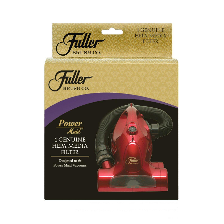FULLER BRUSH Power Maid HEPA set