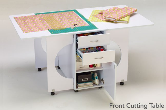 TAILORMADE CUTTING TABLE CT-W001 / White