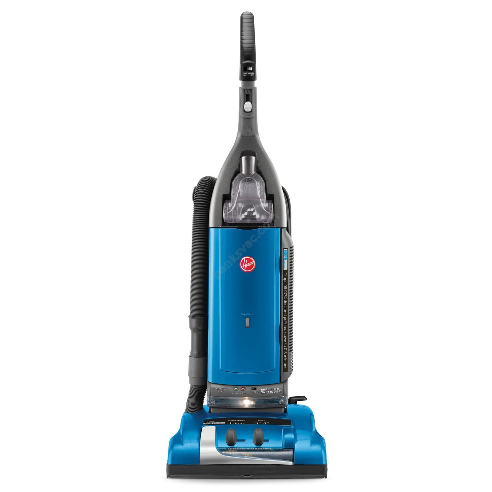 HOOVER U6485 Self-Propelled Upright
