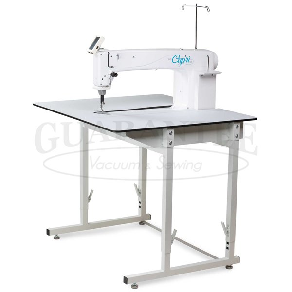 HANDI QUILTER Capri 18 Inch Sit Down Longarm Quilting Machine with InSight Table