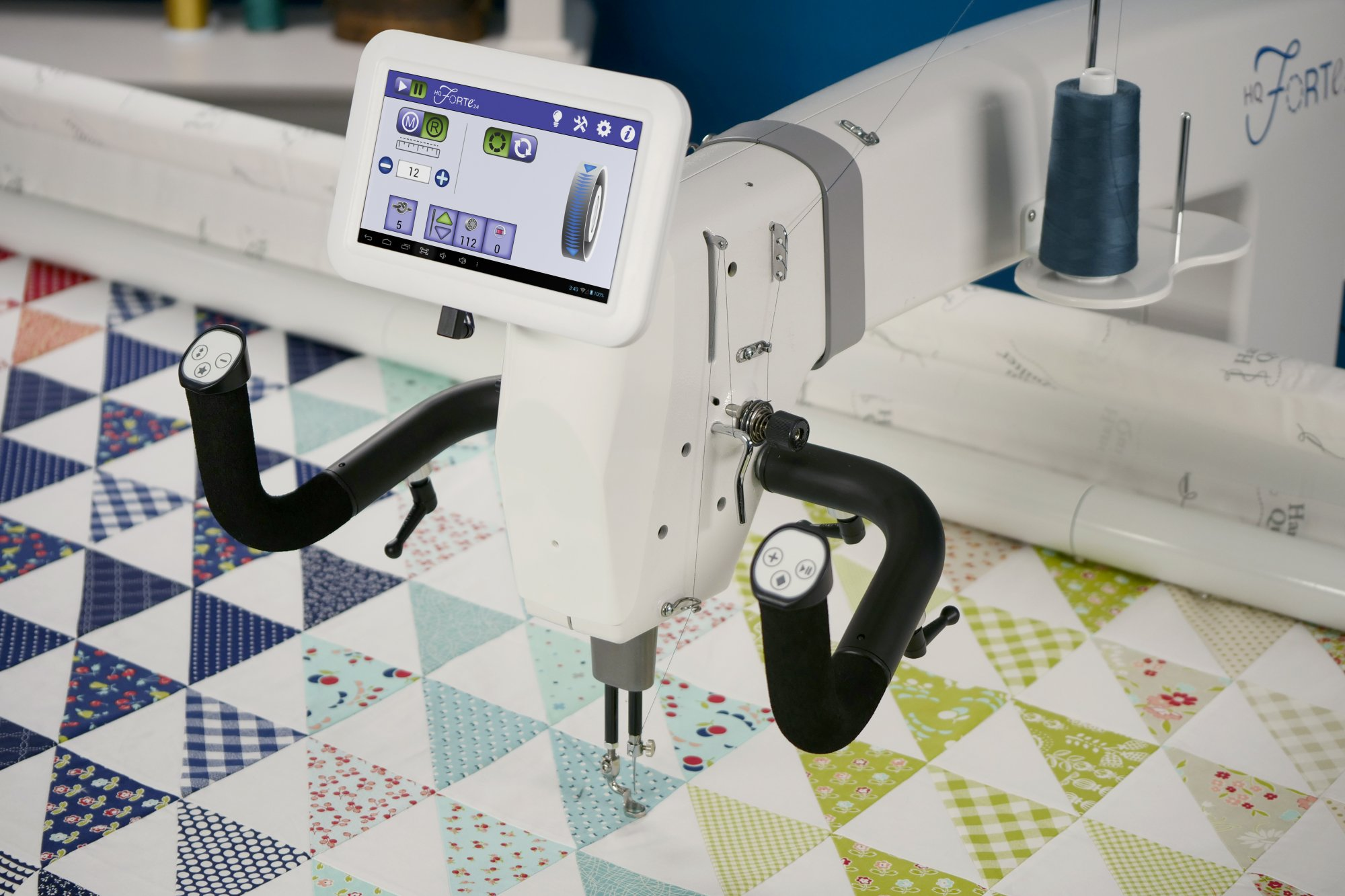 Handi Quilter FORTE 24 Long Arm with Studio2 Frame