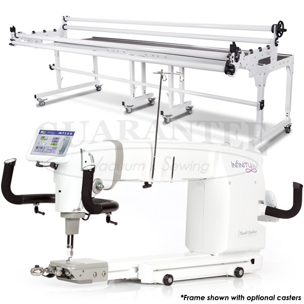 HANDI QUILTER Infinity 26 Inch Quilting Machine with Frame