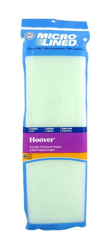 HOOVER Windtunnel Exhaust filter. 2 pk