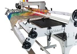 JANOME Quilt Maker Pro 18 Long Arm with 12 ft Frame......Special In-Store Pricing