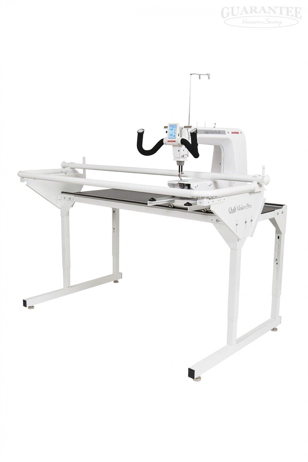 JANOME Quilt Maker Pro 16 Long Arm Quilting Machine