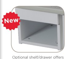 Janome 8204 Optional Shelf/Drawer for 8101 Table
