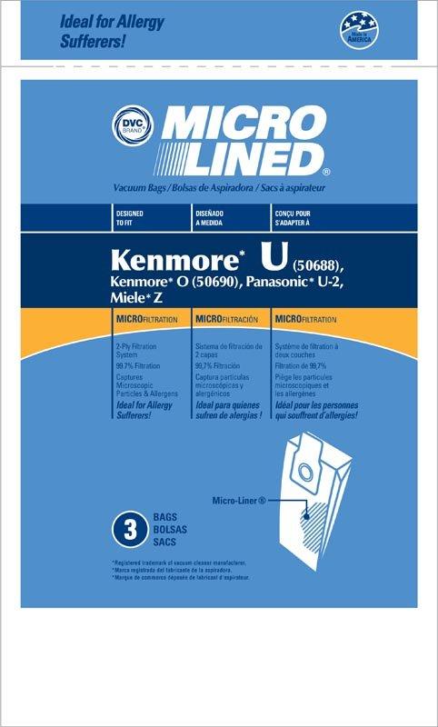 KENMORE 50688 BAGS