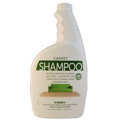 KIRBY Carpet Shampoo 32 oz