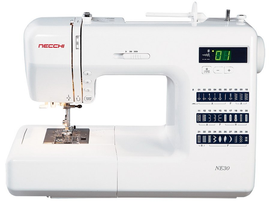 NECCHI NE30 Digital Electronic Sewing machine