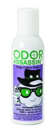 ODOR ASSASSIN - Crisp Cotton